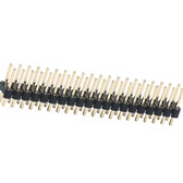 "Quantity 5, 2 x 20 Male 0.1"" Spacing Headers (920-0197-01)"