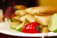 Four-Ounce Gourmet Beef Tamales (4-Pack)