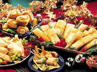 Texas Birthday Party Pack of Gourmet Tamales - FREE SHIPPING