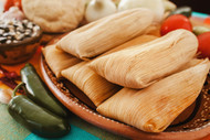 Big Beef Tamales - 4 Pack of 5 oz. tamales