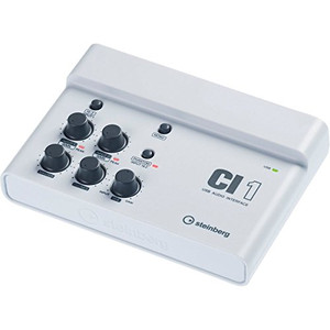 Steinberg CI1 capable of high quality recording and music production