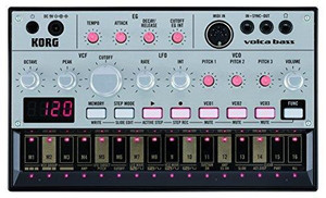 KORG volca bass Analog Bass Machine - Ships from Oregon USA