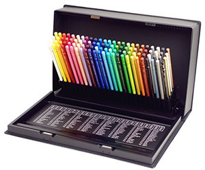 Mitsubishi Pencil Uni Colored Pencils 100 Colors Set