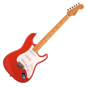 FENDER Japan Exclusive Classic 50S STRAT Fiesta Red