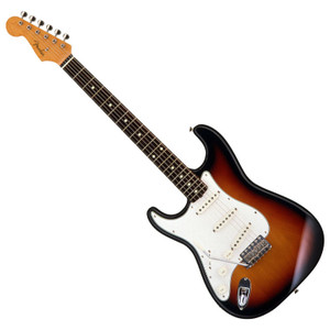 FENDER Japan Exclusive Classic 60S STRAT Left Hand 3-Color Sunburst