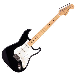 FENDER Japan Exclusive Classic 70S STRAT / MAPLE Black