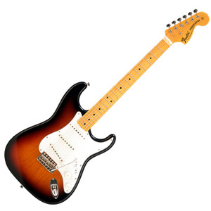 FENDER Japan Exclusive Classic 68 STRAT TEXAS Spacial 3-Color Sunbrst