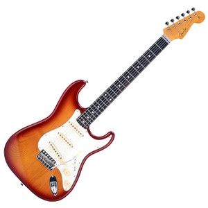 FENDER Japan Exclusive Classic 60S STRAT TEXAS Spacial Cherry Burst