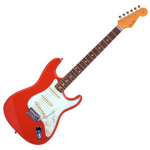 FENDER Japan Exclusive Classic 60S STRAT Fiesta Red