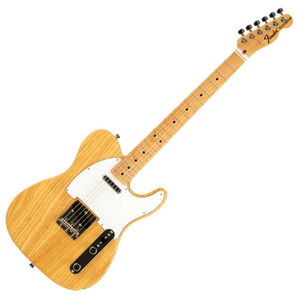 FENDER Japan Exclusive Classic 70S TELE ASH Natural/Maple