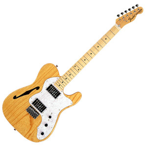 FENDER Japan Exclusive Classic 70S TELE Thinline Natural