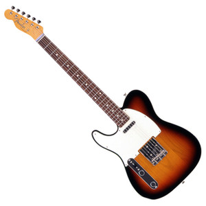 FENDER Japan Exclusive Classic 60S TELE Custom Left Hand 3-color Sunburst