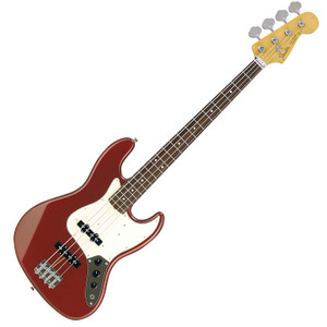 FENDER Japan Exclusive Classic 60S JAZZ BASS USA Pickups Old Candy Apple Red