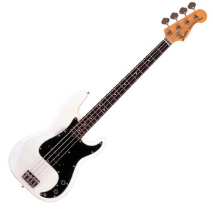 FENDER Japan Exclusive Classic 70S P BASS Olympic White