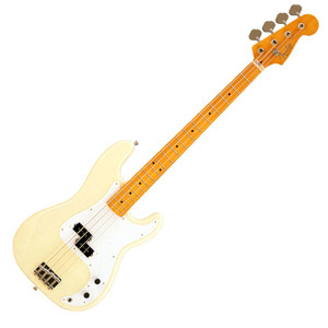 FENDER Japan Exclusive Classic 50S P BASS Vintage White