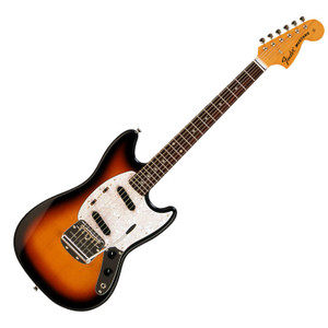 FENDER Japan Exclusive Classic 70S Mustang 3-Color Sunburst