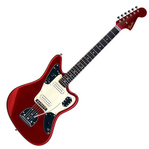 FENDER Japan Exclusive Classic 60S Jaguar Old Candy Apple Red
