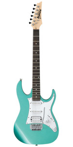 Ibanez GRX40 GIO starter kit included MGN (Metallic Light Green)