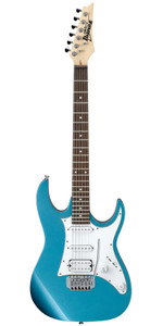 Ibanez GRX40 GIO starter kit included MLB (Metallic Light Blue)