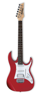 Ibanez GRX40 GIO starter kit included CA (Candy Apple)