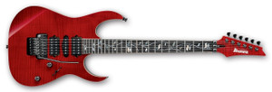 Ibanez Electric Guitar RG8570Z j.custom RS (Red Spinel)