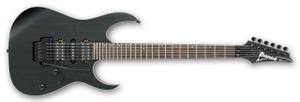 Ibanez Electric Guitar RG370ZB WK (Weathered Black)