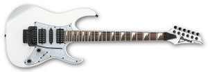 Ibanez Electric Guitar RG350DXZ WH (White)
