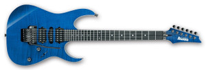 Ibanez Electric Guitar RG7570Z j.custom RBS (Royal Blue Sapphire)