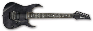 Ibanez Electric Guitar RG8527Z j.custom BX (Black Onyx)