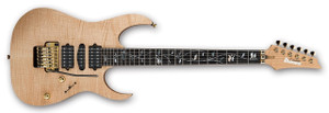 Ibanez Electric Guitar RG8570ZXX j.custom NTF (Natural Flat)