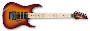 Ibanez Electric Guitar RG657MSK Prestige STB (Sunset Burst)