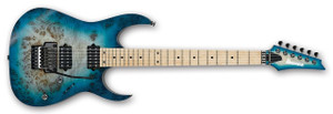 Ibanez Electric Guitar RG652MPB Prestige GFB (Ghost Fleet Blue Burst)