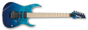 Ibanez Electric Guitar RG6PCMLTD Premium BRG (Blue Reef Gradation)