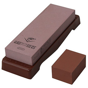 Naniwa Chosera SS-3000 Whetstone with Base - Ships from USA