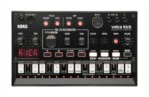 KORG volca kick ANALOGUE KICK GENERATOR - Ships from Oregon USA