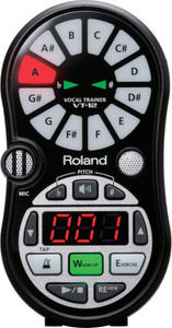 Roland VT-12BK Vocal Trainer - Black, Japanese Version - Ships from Oregon USA