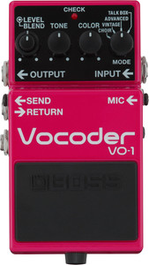 BOSS VO-1 Vocoder Effects Pedal - Ships from USA