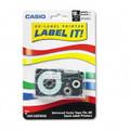 Casio XR18WES Label