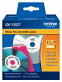 Brother DK-1207 DVD labels