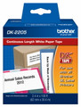 Brother DK-2205 labels