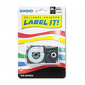 Casio XR24WE Label
