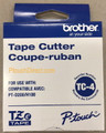 Brother cutter tc4