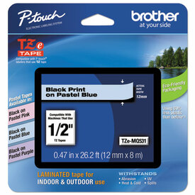 Brother TZe-MQ531 labels