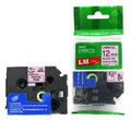 TZeMQE31 compatible replacement p-touch tape