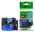 TZeMQ531 compatible replacement p-touch tape