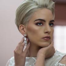 Aurora Drop Earrings (E4157)-£75