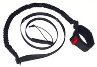 Seals SUP Safety Tether, Black
