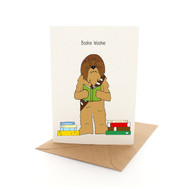 Punny Wookie