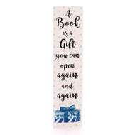 A Book Is  A Gift - Bookmark