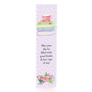 Tea & Books - Bookmark